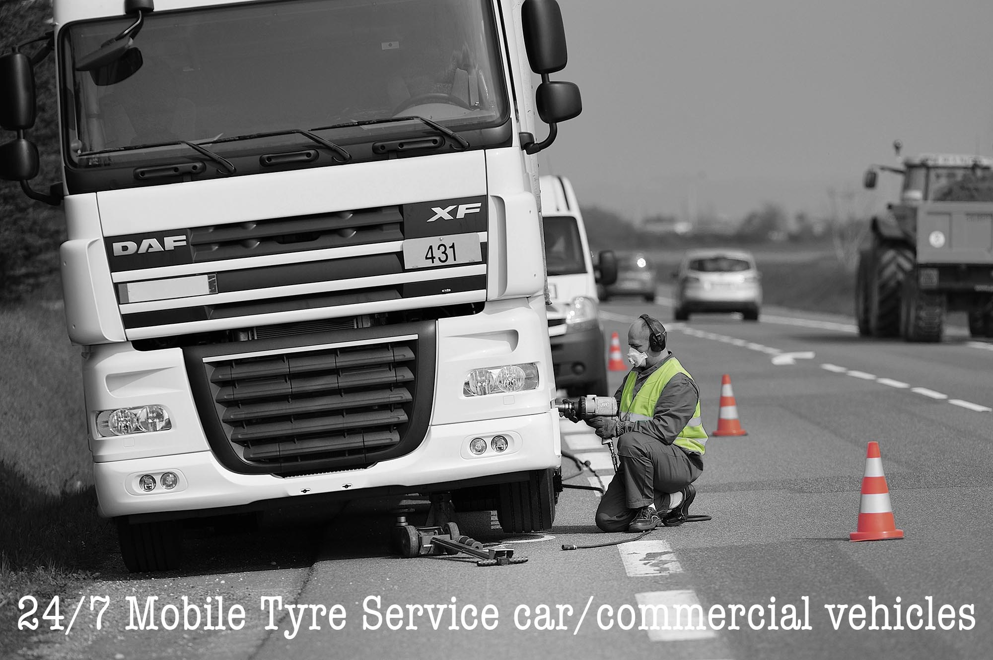 Mobile Tyre Service